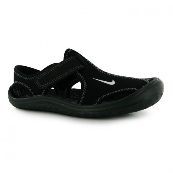 Nike Sunray Protect детски сандали black