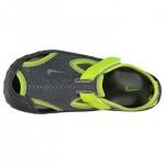 Nike Sunray Protect детски сандали Grey/Volt