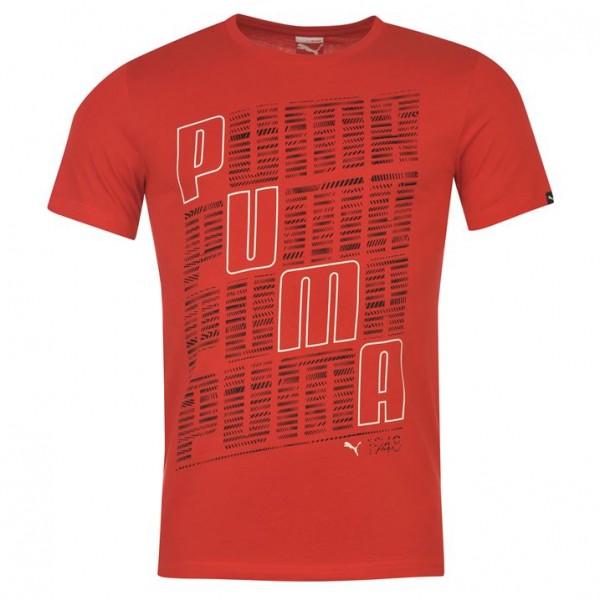 Puma QTT Wording мъжка тениска
